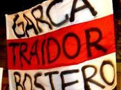 mejores fotos banderazo contra Passarella