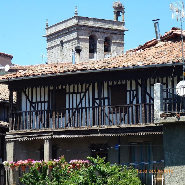 Un paseo tur stico por la alberca salamanca paperblog for Alberca pueblo de salamanca