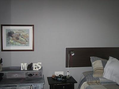 Vuestras paredes patagonia y amplitude de bruguer paperblog for Color gris perla para salon