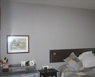 Vuestras paredes patagonia y amplitude de bruguer paperblog for Color blanco perla para paredes