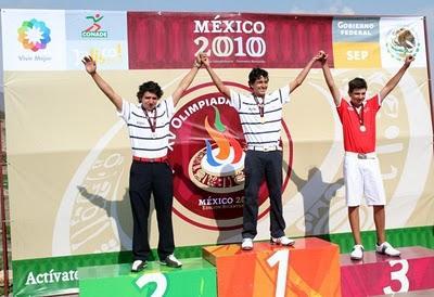 Todo un éxito la primera incursión del golf en la Olimpiada Nacional