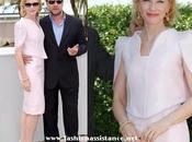 Comienza Festival Cannes 2010. Cate Blanchett Armani Privé