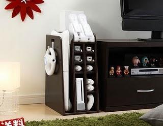 Mueble para wii paperblog - Planificador besta ...