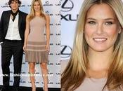 Refaeli visita Madrid como embajadora Lexus. hosts Lexus Party