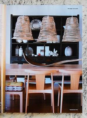 L mparas de techo hechas con cuerda paperblog - Lamparas de techo hechas en casa ...