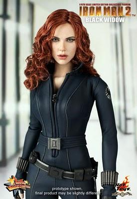 Black Widow de Hot Toys