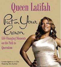 Queen Latifah publica un libro: Put your crown on