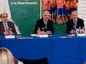 "Vicente Bosque expertos médicos enfermedad cardiovascular presentan campaña ""¡Marca hipertensión¡"""