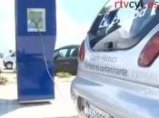 Cabinas telefónicas como puntos recarga vehículos eléctricos