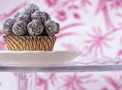 Cupcakes coco trufa