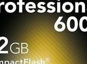 Tarjetas Professional 600x 300x CompactFlash 32GB ExpressCard Reader están disponibles
