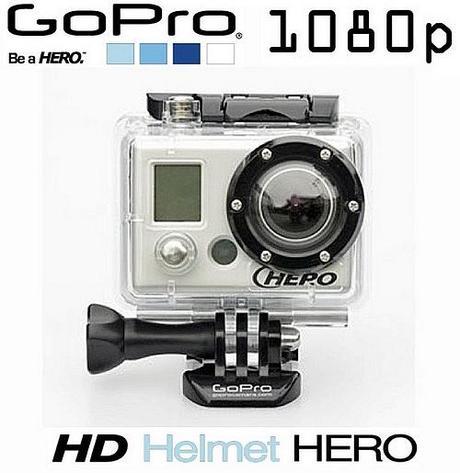 Cámara HD Hero