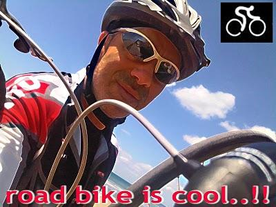 The Speed Of Life - Road Bike Is Cool - Run Is Powerful - Swim Is Awesome