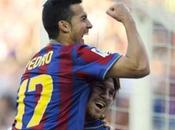 Messi hace lugar nutrida vitrina