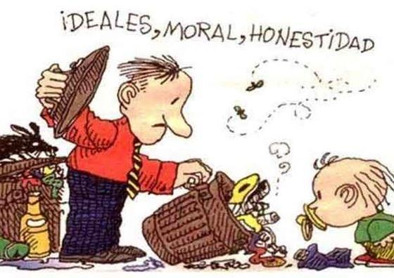 humor grafico enseñando valores y educacion a nuestros hijos
