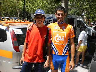 Moisés Dueñas gana la Vuelta  a Zamora