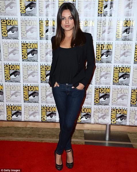 Мила Кунис (Mila Kunis).