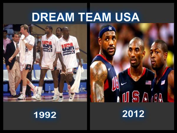 Dream Team USA. ¿Cuál será el mejor?