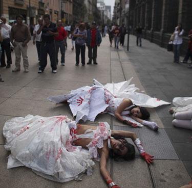 Imagen de México: conmoción por periodistas asesinados en Veracruz