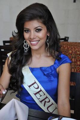 Cindy Mejía, Miss Perú, pide disculpas a la comunidad LGTB