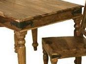 Como proteger muebles madera