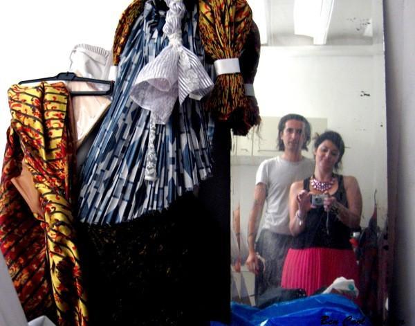 Hablando de Moda: Entrevista a Alexis Reyna