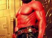 Guillermo Toro Perlman detrás Hellboy