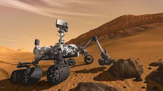 Llegando a Marte, paso a paso