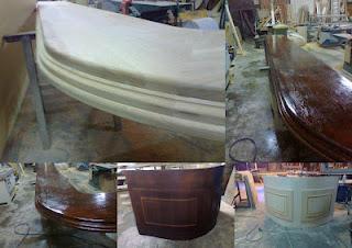 Barra de bar de madera paperblog for Fabricacion de bares de madera