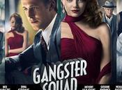 Toma póster-banner `Gangster Squad´