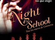 Postal digital Night School, C.J. Daugherty