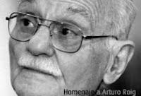 Recordando al Profesor Roig