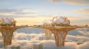 Ciudad en el cielo, ofrece una vía de escape dentro de un entorno turbio