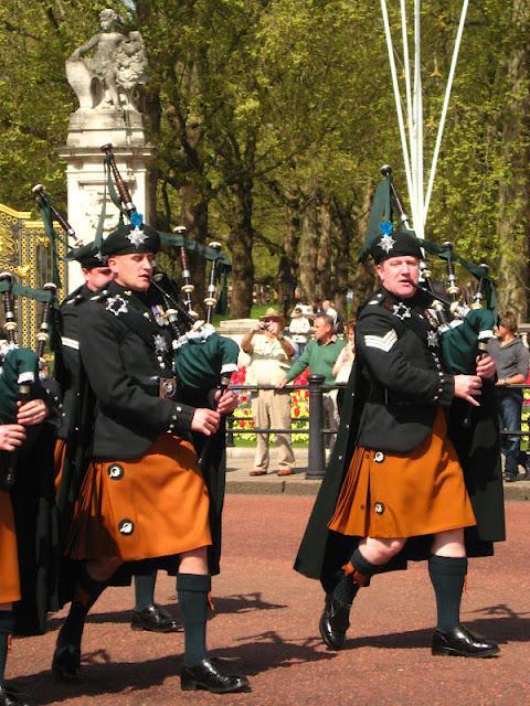 Parques de Londres: Caminando por el corazón verde de la ciudad (2d