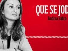Carta para Andrea Fabra