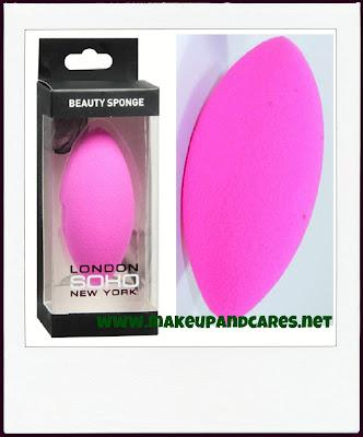 Beauty Sponge Soho , un clon de la Beauty Blender