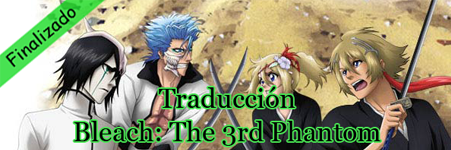 Bleach The 3rd Phantom español nintendo ds Bleach: The 3rd Phantom de