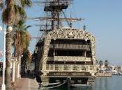 Visita galeón Santísima Trinidad Alicante