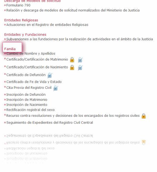 Certificado de Nacimiento/Partida de Nacimiento por Internet - Paperblog