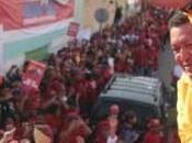 Aventaja Chávez puntos sondeos rumbo elección