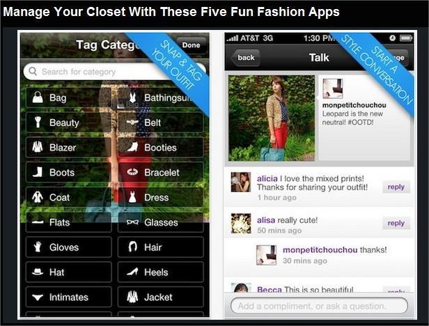Tecnología de moda