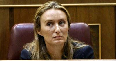 """Andrea Fabra pide perdón por su """"inapropiada expresión""""."""