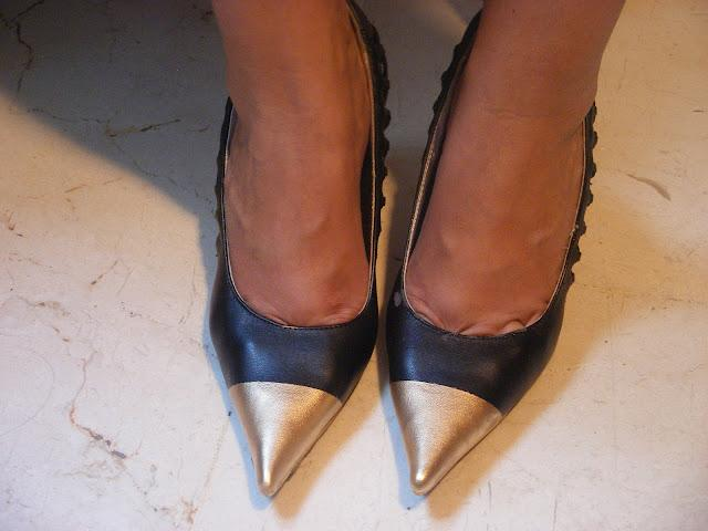 DIY - Louis Vuitton Shoes