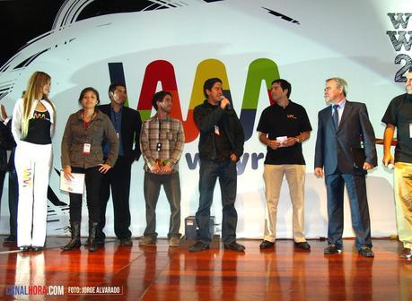 10 ganadores de Wayra Telefónica
