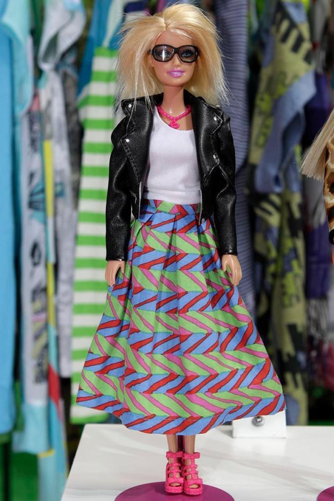Las grandes revistas de moda visten a Barbie