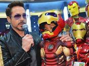 IRON show Robert Downey