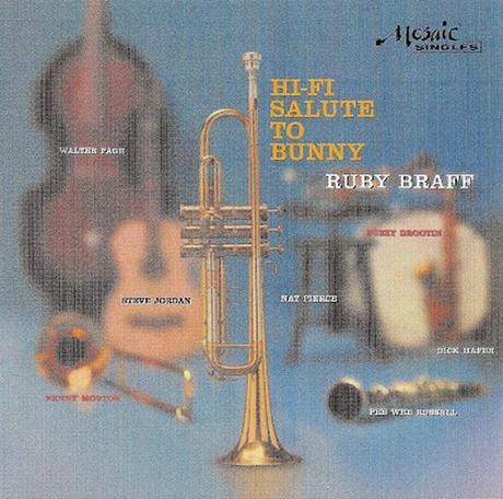Ruby Braff – Hi-Fi Salute to Bunny