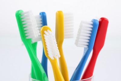 Ideas para reciclar los cepillos de dientes usados
