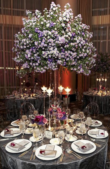 Centros de mesa para bodas paperblog - Centros de boda ...