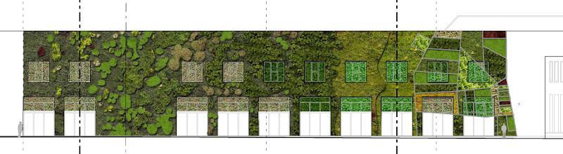 Jardín vertical Vitoria.